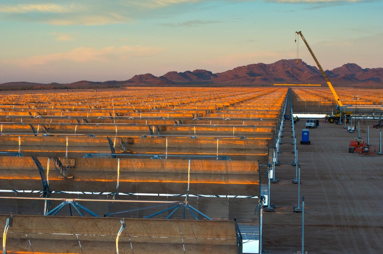 6 أمور لا تعرفها عن الطاقة الشمسية