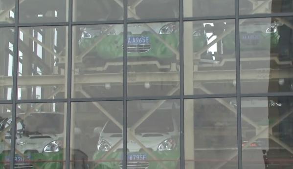 مشروع لتأجير السيارات الكهربائية في الصين