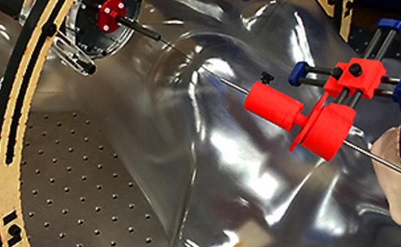 تصميم روبوت لإجراء العمليات الدماغية عبر الوجنتين