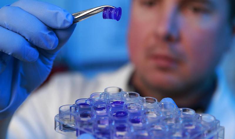 طابعة ثلاثية الأبعاد للأنسجة البشرية