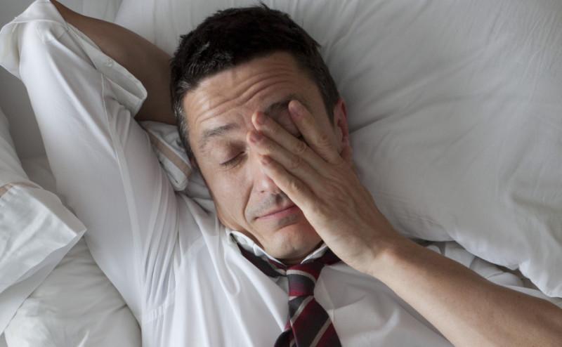 التشنجات أثناء النوم تنشط الدماغ
