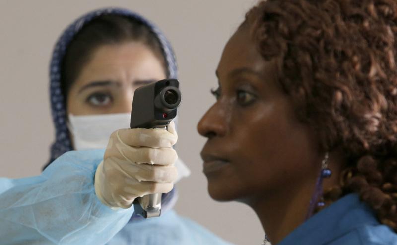 الإجراءات الوقائية ضد فيروس الإيبولا في المطارات غير مجدية