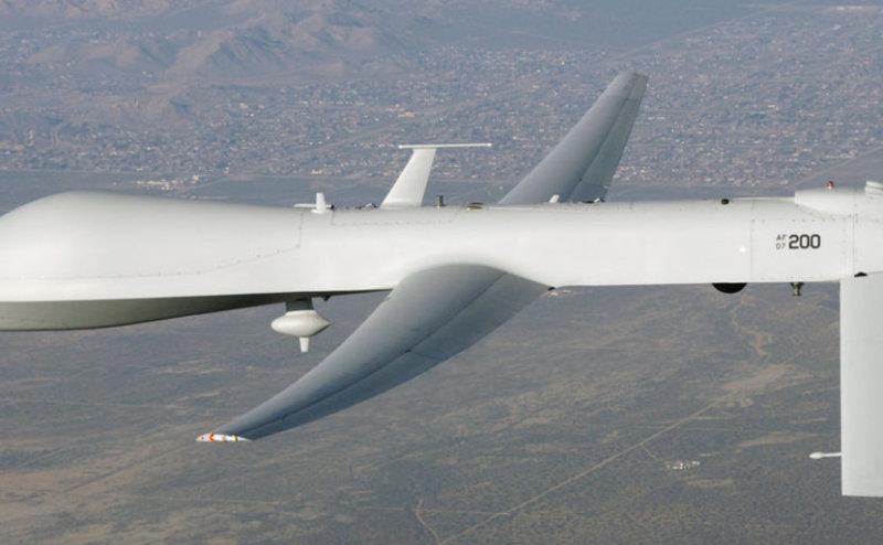 مدفع ليزر يستهدف الطائرات بدون طيار