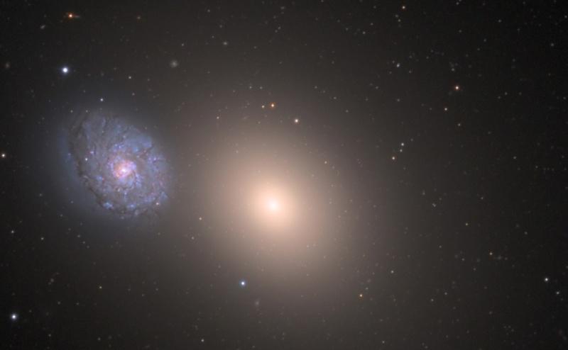 الطاقة المظلمة تبتلع الكون