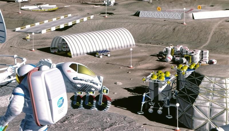 عن إمكانية الحياة في الفضاء