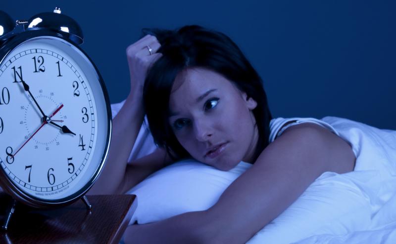 هل الأرق هو الحرمان من النوم ؟