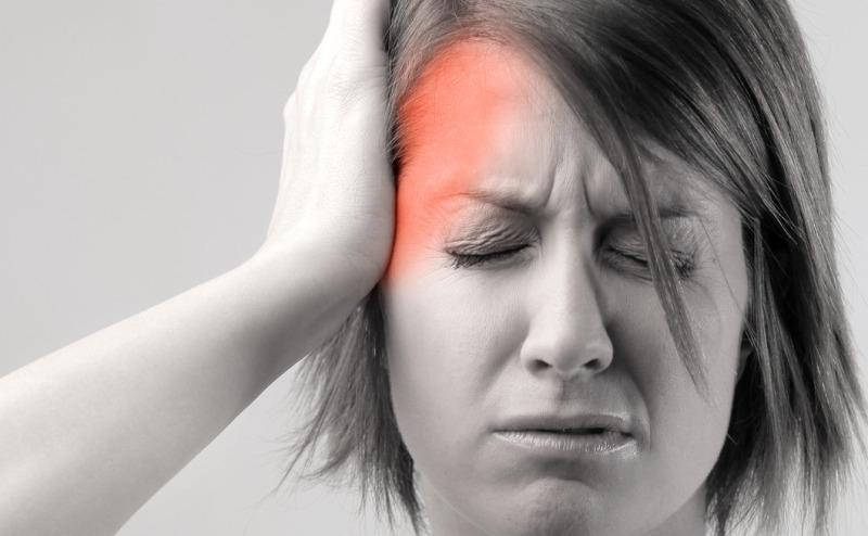 الصداع النصفي ناتج عن أمراض الجهاز الهضمي