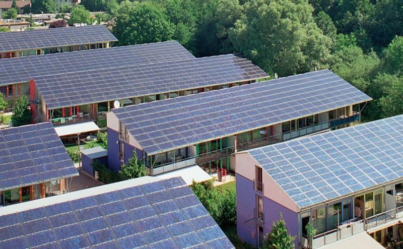 ألمانيا الرائدة بإنتاج الكهرباء من الطاقة الشمسية