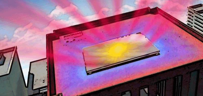 مادة جديدة قد تغنينا عن مكيفات الهواء