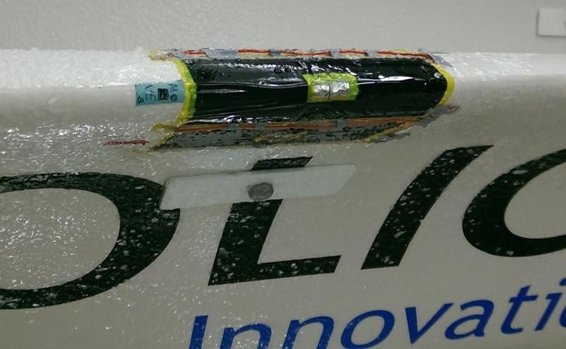 نظام لإزالة الجليد ينقذ محطات توليد الطاقة من الرياح