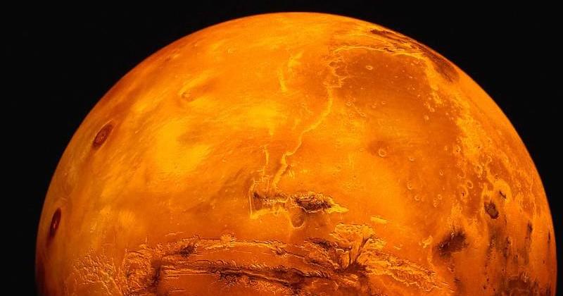 دلائل جديدة على وجود حياة على المريخ