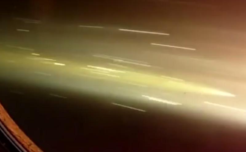 فيديو- رحلة العودة من الفضاء