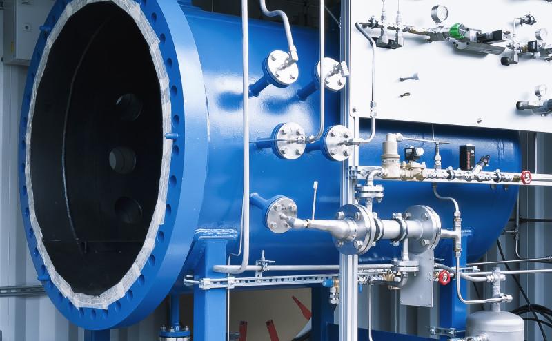 تقنية تحول المياه إلى وقود