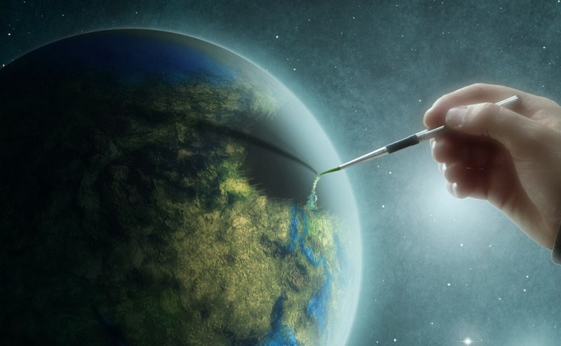 كيف ستبدو الأرض بعد 5,000 سنة