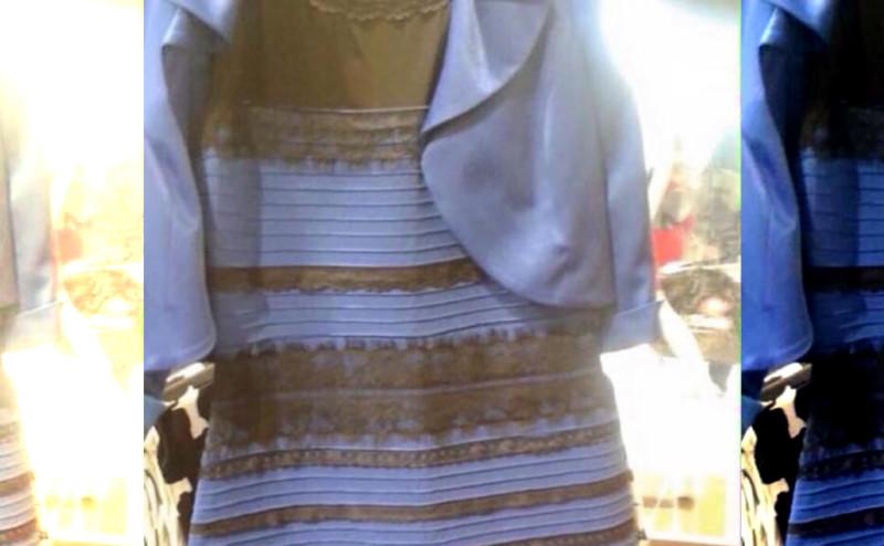 التفسير العلمي وراء الخلاف على لون الفستان