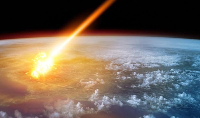 العثور على موقع أكبر اصطدام كويكبي على سطح الأرض