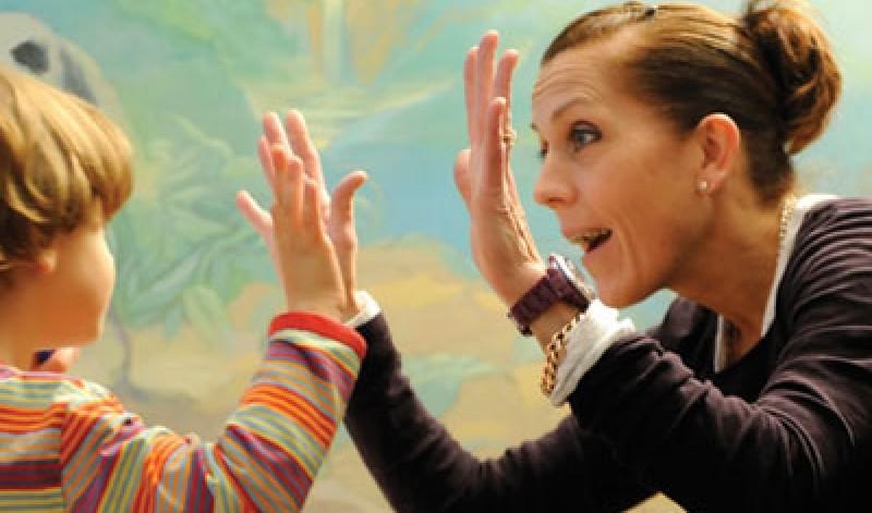 استخدام التصوير ثلاثي الأبعاد للكشف عن التوحد لدى الأطفال