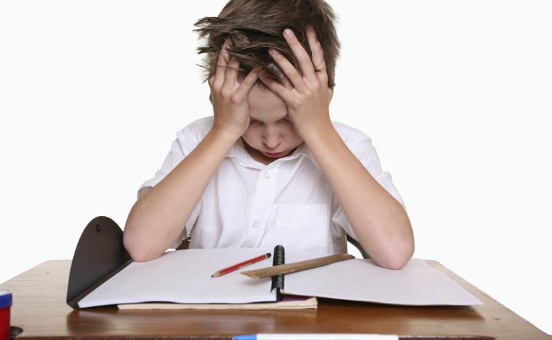 هل يعاني طفلي من مشاكل في التعلم