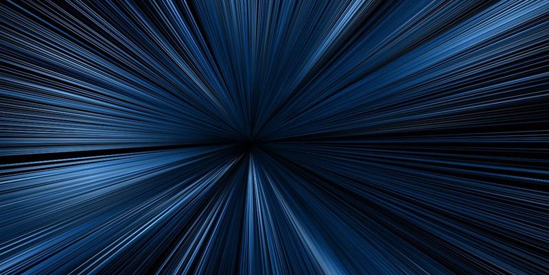 إيجاد طريقة لإبطاء سرعة الضوء في الفراغ بشكل دائم