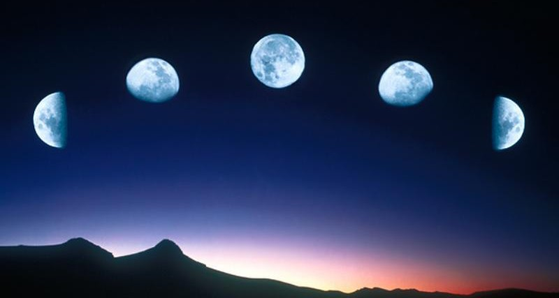 """حقائق حول تابع الأرض """"القمر"""""""