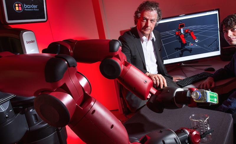 النهضة الروبوتية : تدريب الروبوتات وليس برمجتها هو مستقبل الروبوتات
