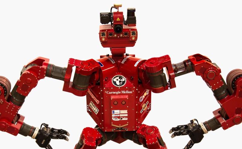 مسابقة داربا الجديدة للروبوتات