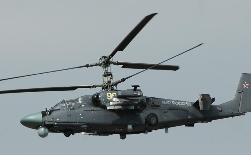 طائرات هليكوبتر جديدة في طريقها إلى الأسطول الروسي