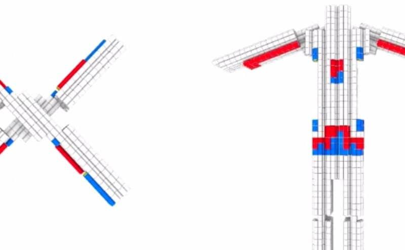 تصميم طريقة ربط جديدة لهياكل الأجهزة النانوية