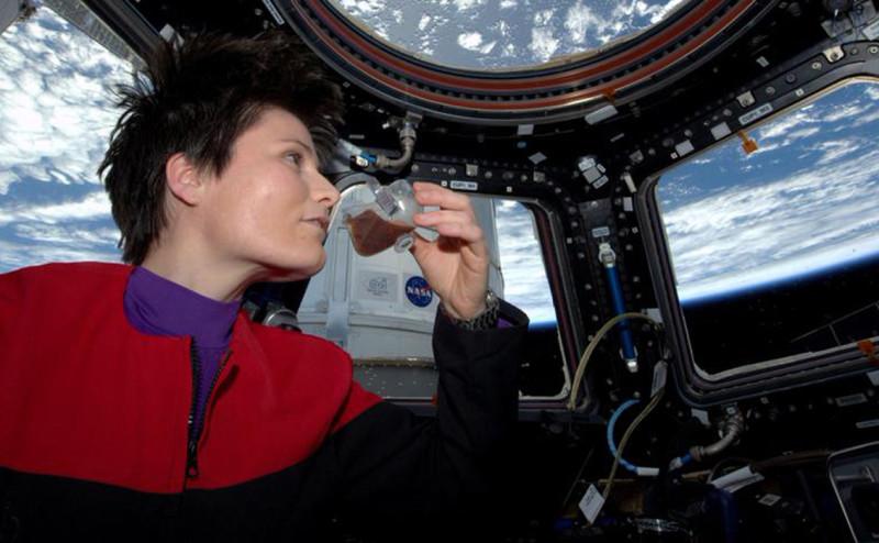 بالفيديو: تابع الحياة اليومية على متن محطة الفضاء الدولية