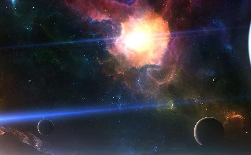 فكرة حول نموذج جديد للنظام الشمسي