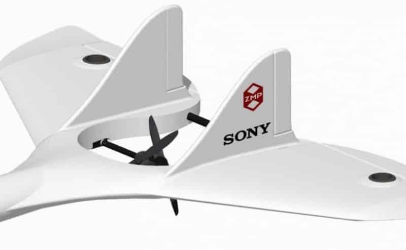 شركة سوني تدخل مجال صناعة الطائرات بدون طيار