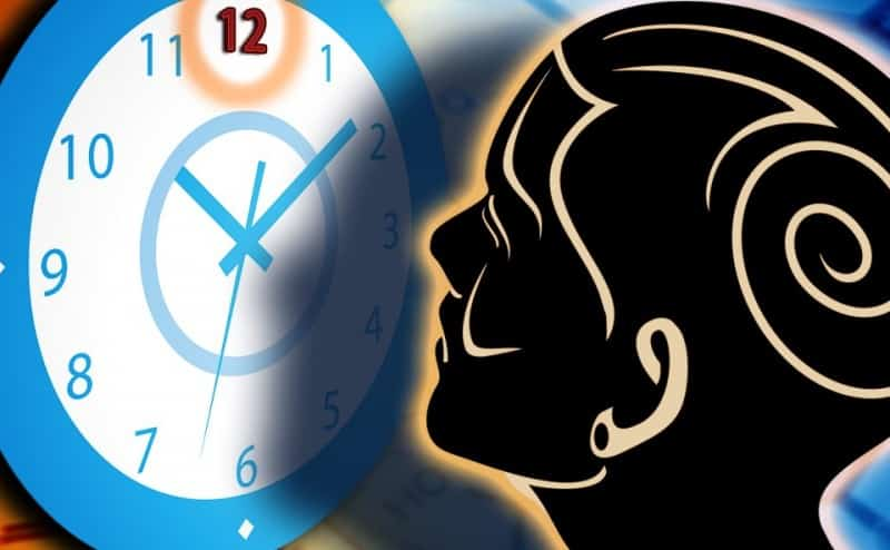 كيف يدرك العقل الزمن