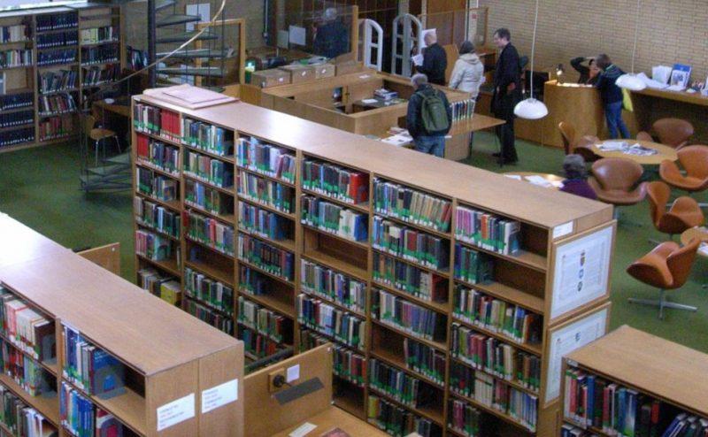 هل وصلنا إلى نهاية حقبة المكتبات بشكلها التقليدي؟