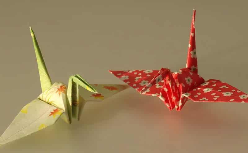 """فن طي الورق الياباني """"الأوريجامي"""" يلهم المهندسين"""