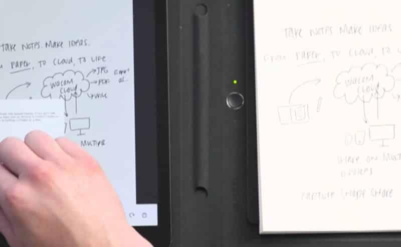 بامبو سبارك: قلم يحول أي شئ تكتبه بيدك إلى محتوى رقمي