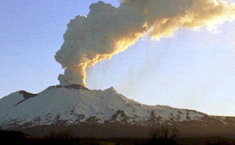 ملايين الدولارات من الذهب والفضة توجد تحت بركان في نيوزلندا