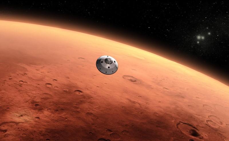 كم من الوقت سيستغرق الوصول إلى الكوكب الأحمر؟