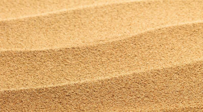 الرمال كما لم ترها من قبل