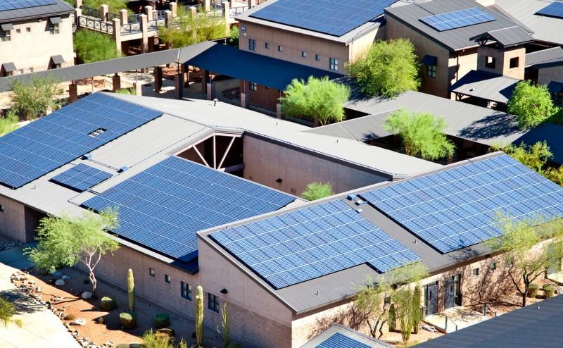 أكثر الوحدات الشمسية كفاءة في العالم