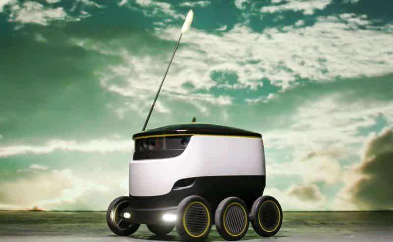 انسوا خدمة التوصيل بطائرات الدرون: روبوت (Starship) الأرضي هو البديل الأنسب