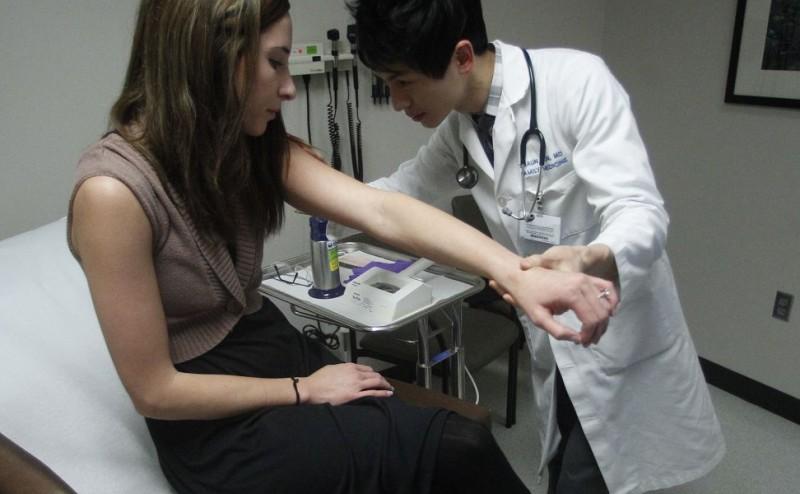 شامات الذراع مؤشراً للتنبؤ بسرطان الجلد