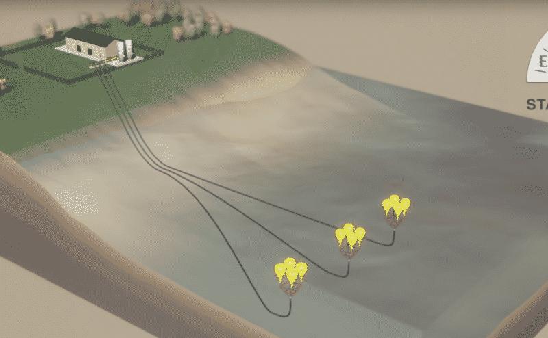 بالونات مبتكرة تحت الماء لتخزين الطاقة المتجددة