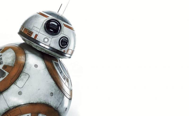 الحيل الفيزيائية التي تتضمنها لعبة حرب النجوم الجديدة (BB-8)