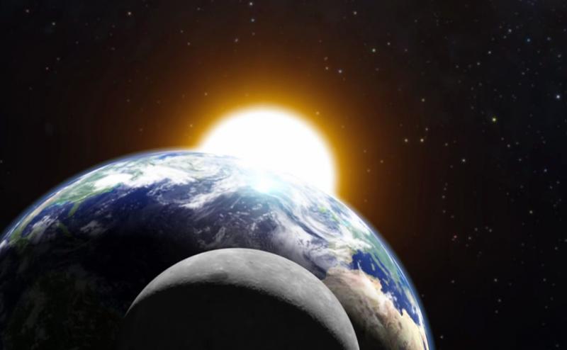 كم من الوقت ستستغرق للوصول إلى القمر؟!