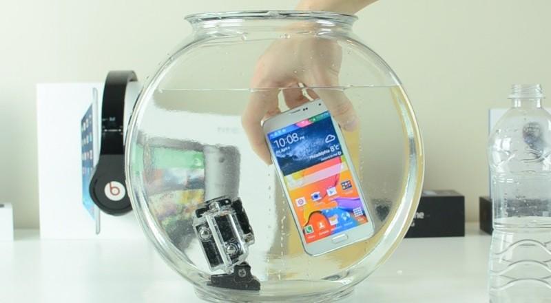 لماذا تكفي قطرة ماء واحدة لتشويش شاشات هواتفنا الذكية؟