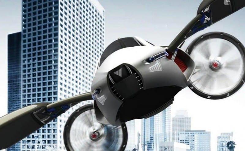 مستقبل وسائل النقل: السيارات الطائرة، الهايبرلوب، والعوالم الافتراضية