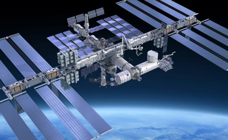 ما هي محطة الفضاء الدولية (ISS)؟