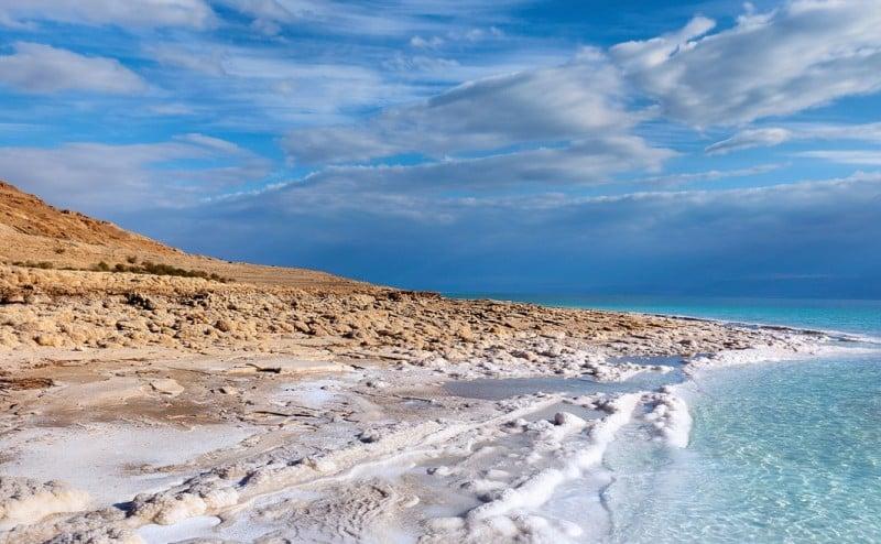 10 أشياء لا تعرفها عن البحر الميت