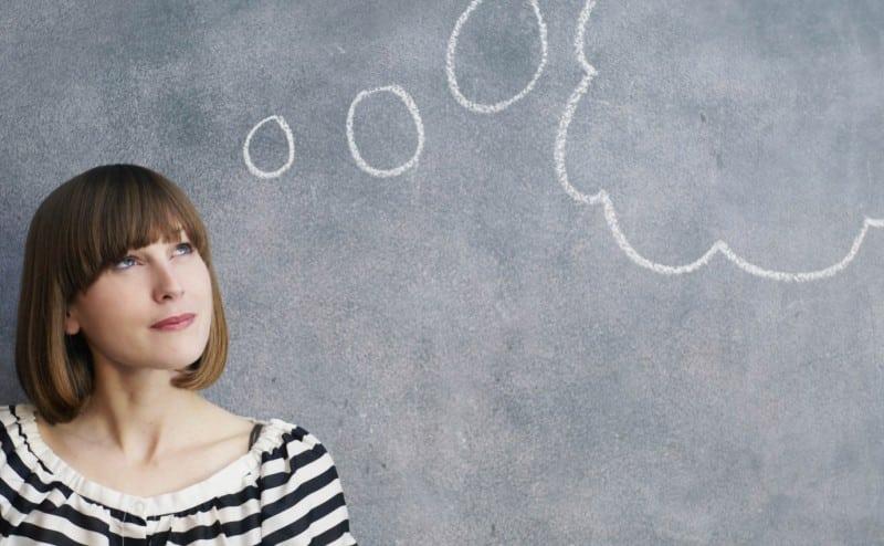 النتائج السلبية للتفكير الإيجابي!