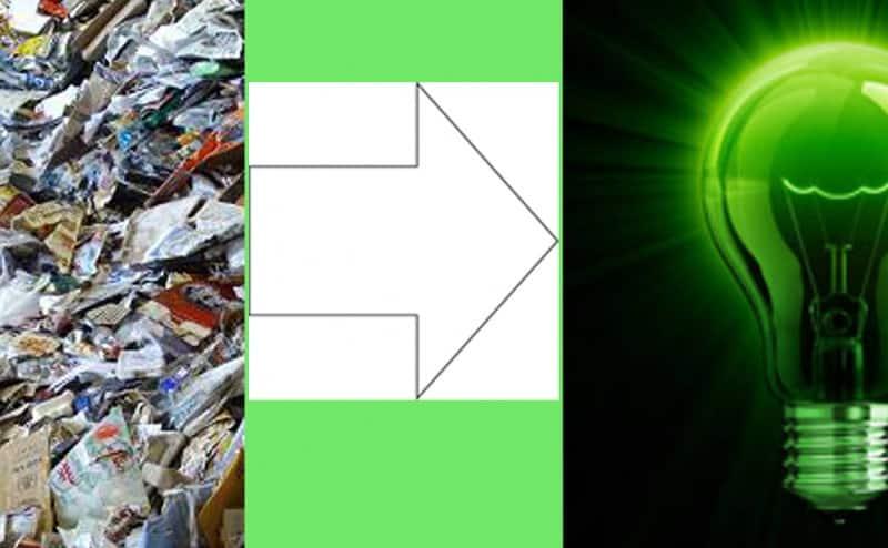 كيف تتحول النفايات إلى طاقة؟